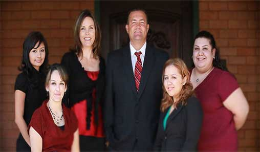 Robert Ramirez Law Team